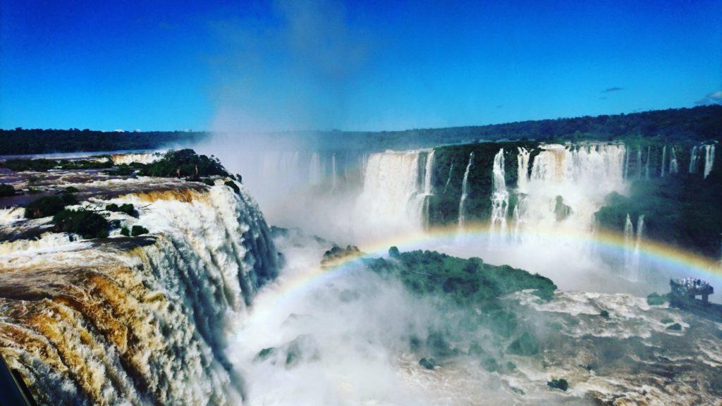 ARGENTYNA I BRAZYLIA: CUD ŚWIATA WODOSPADY IGUAZU