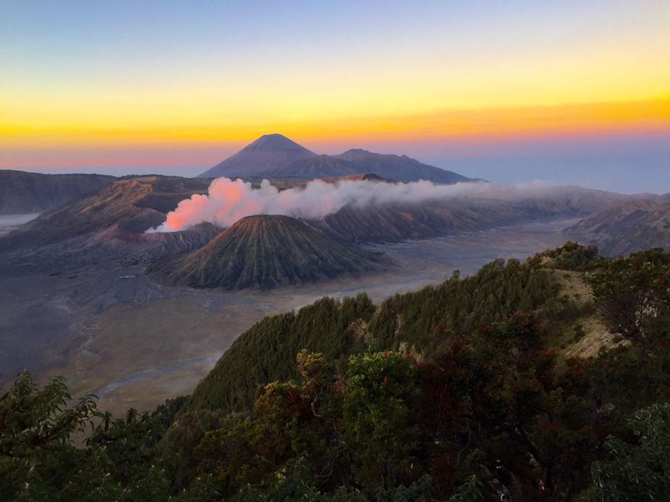 Wulkan Bromo - Indonezja traveLover