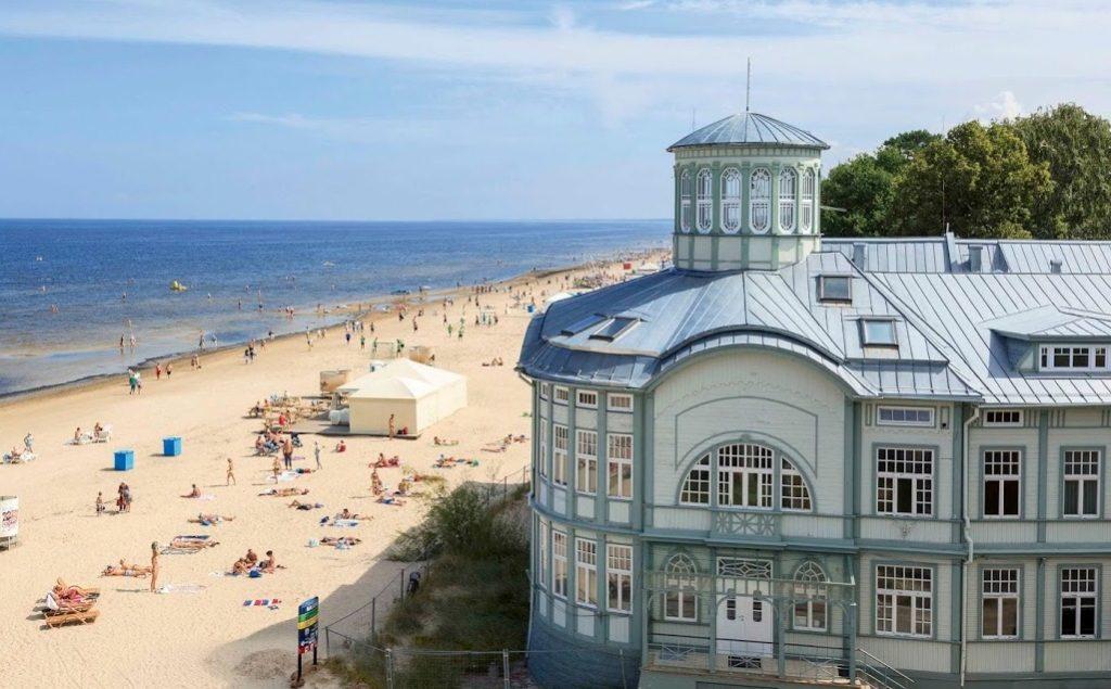 Jurmala – łotewskie uzdrowisko