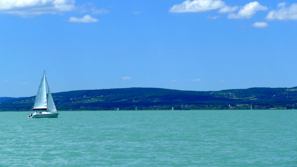 WĘGRY: BALATON - HIT CZY KIT?