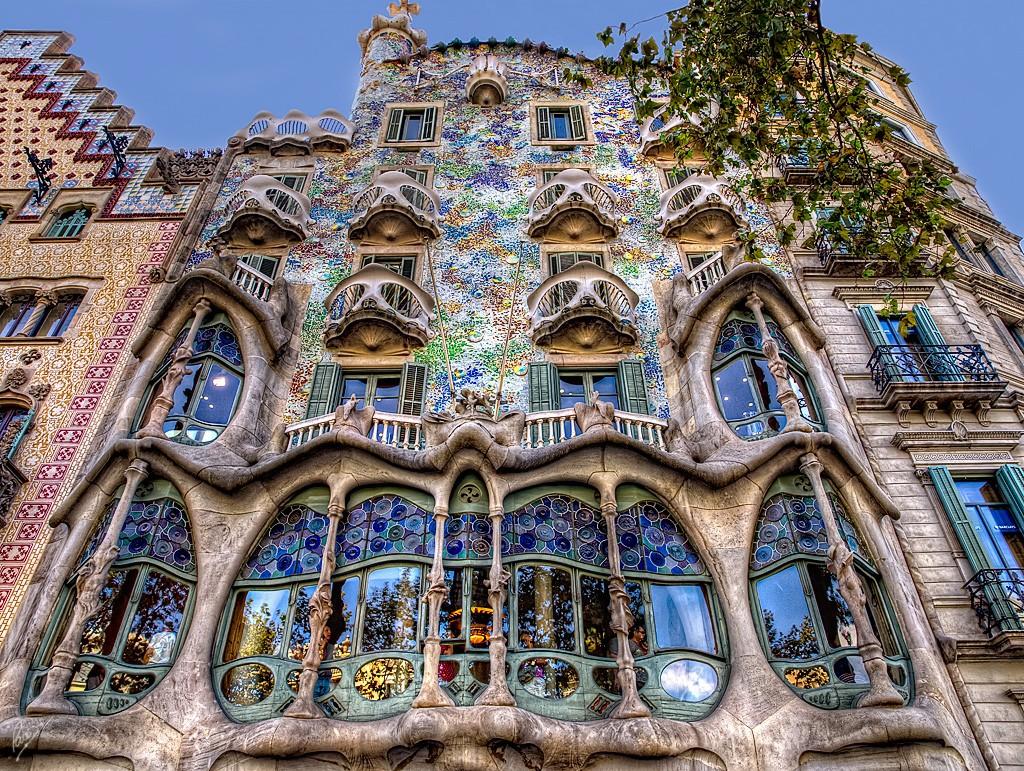 HISZPANIA: BARCELONA - SUBIEKTYWNY PRZEWODNIK NA WEEKEND