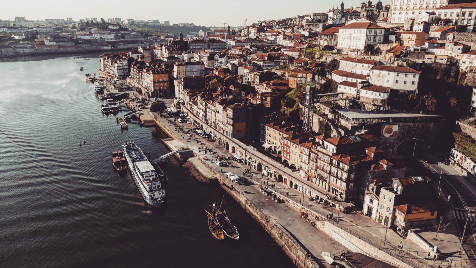 PORTUGALIA: PORTO - CO, GDZIE i ZA ILE?