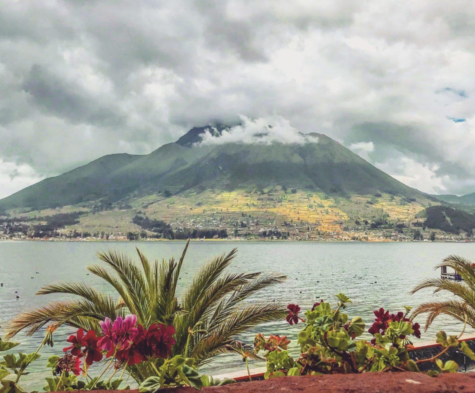 wulkany w Ekwadorze