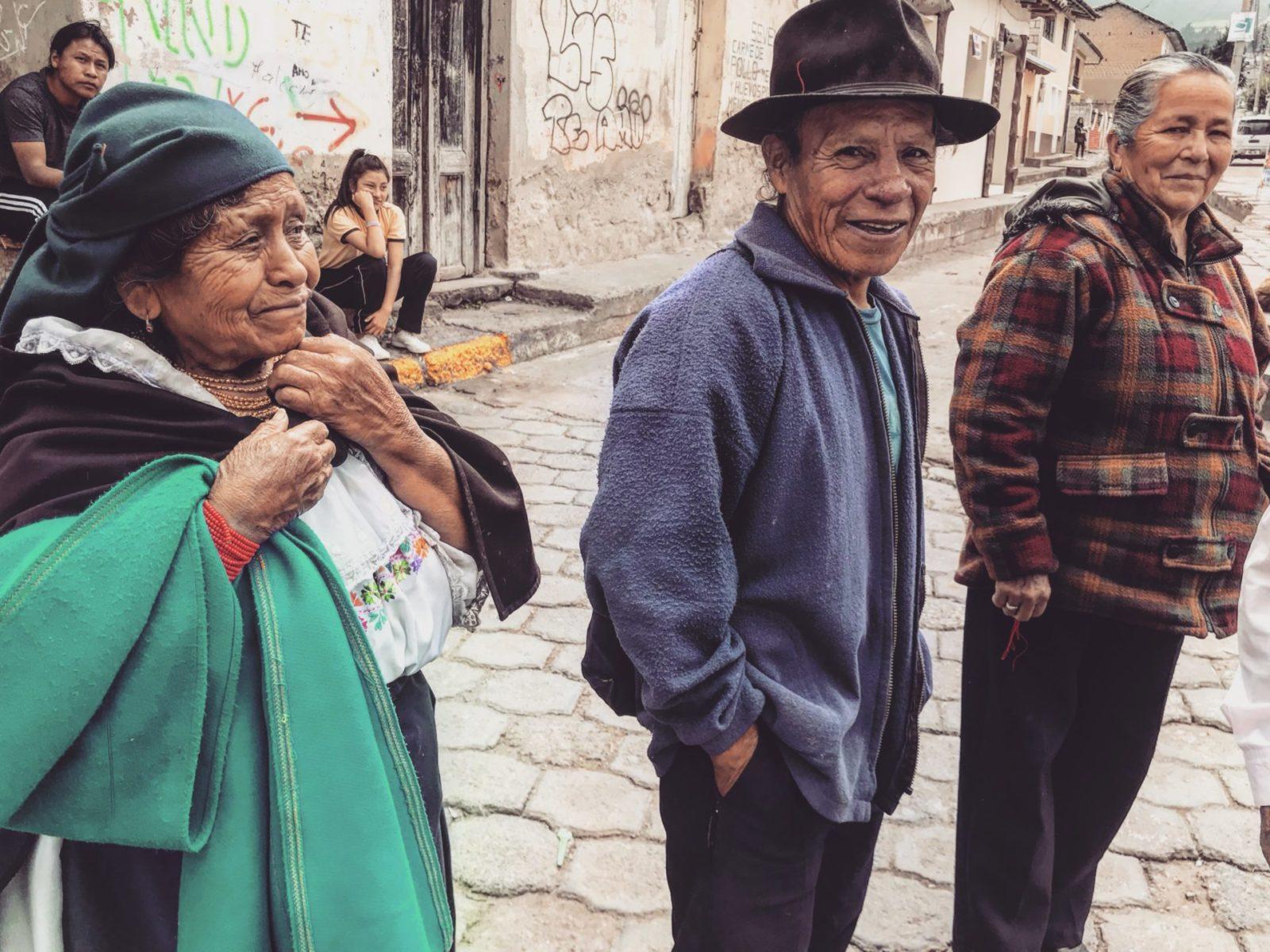 Ekwador podróż z plecakiem