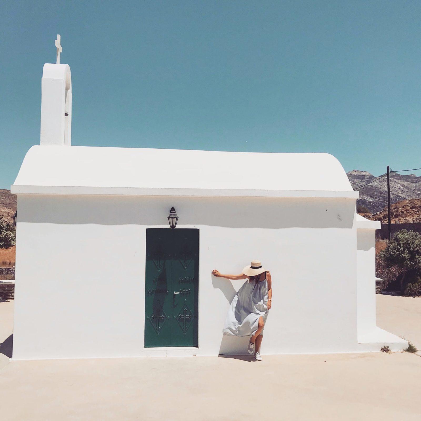 kościoły Naxos