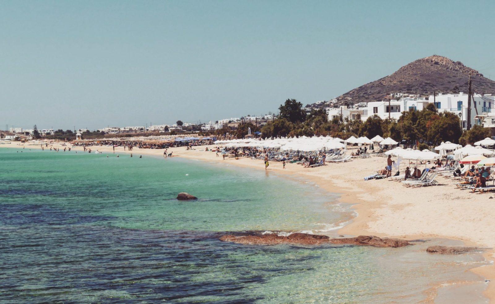 plaża Grecja