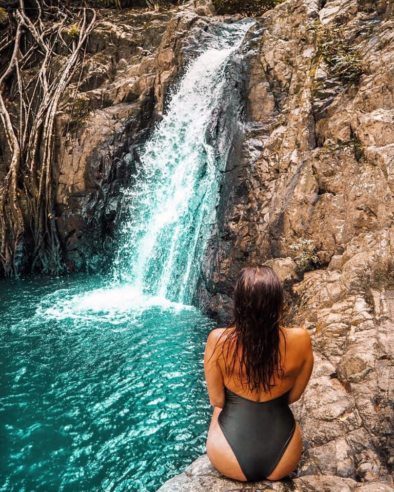 El Nido waterfalls