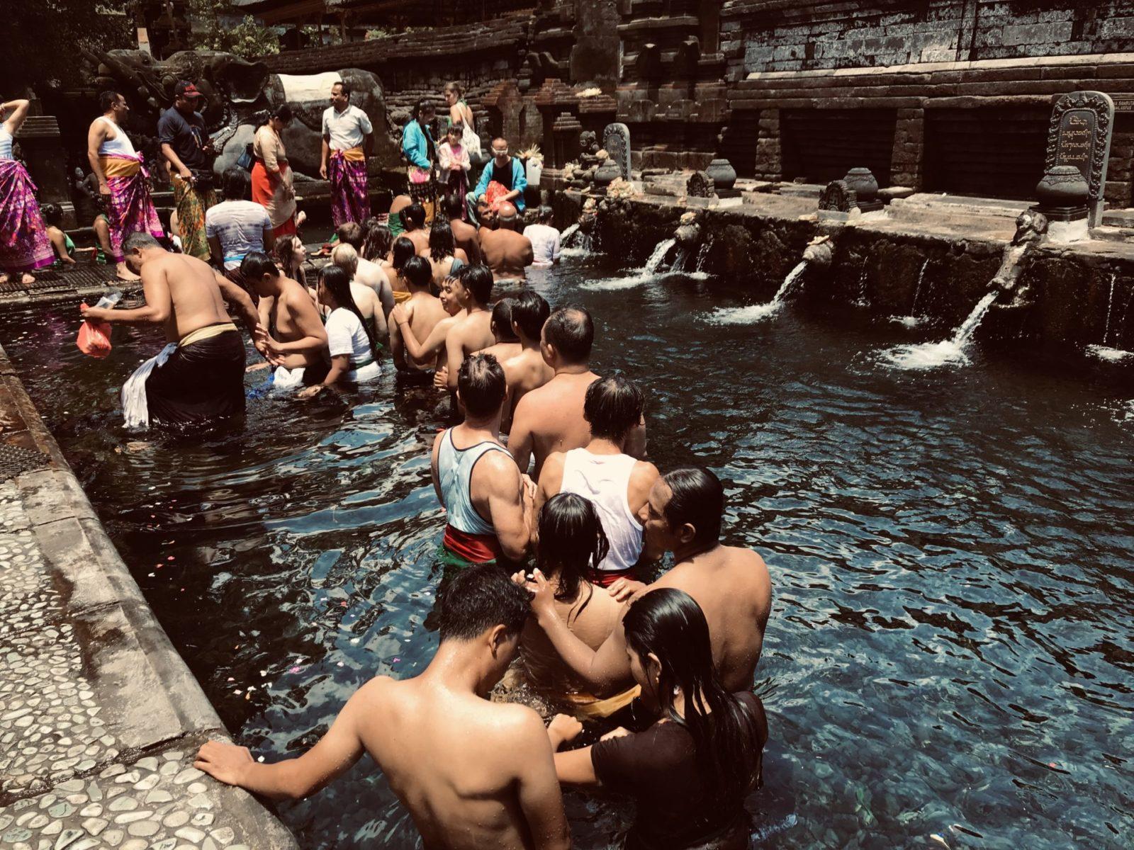 świątynia Pura Tirta Empul