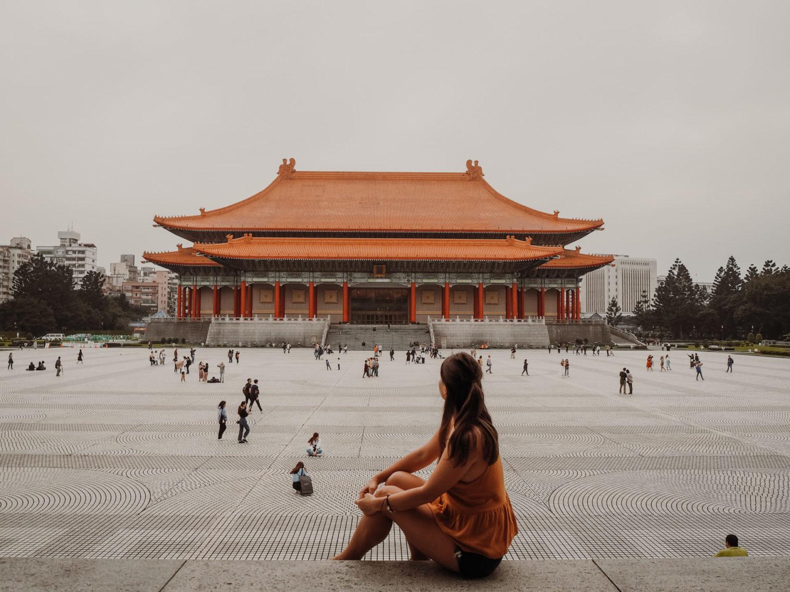 świątynia Tajwan