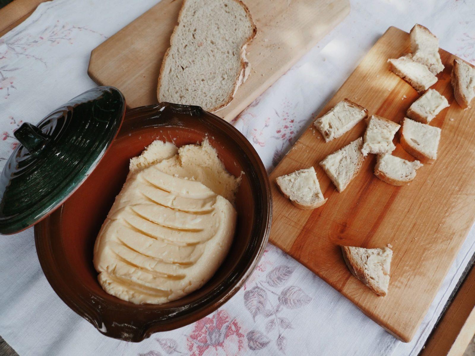 Sierpc ubijanie masła