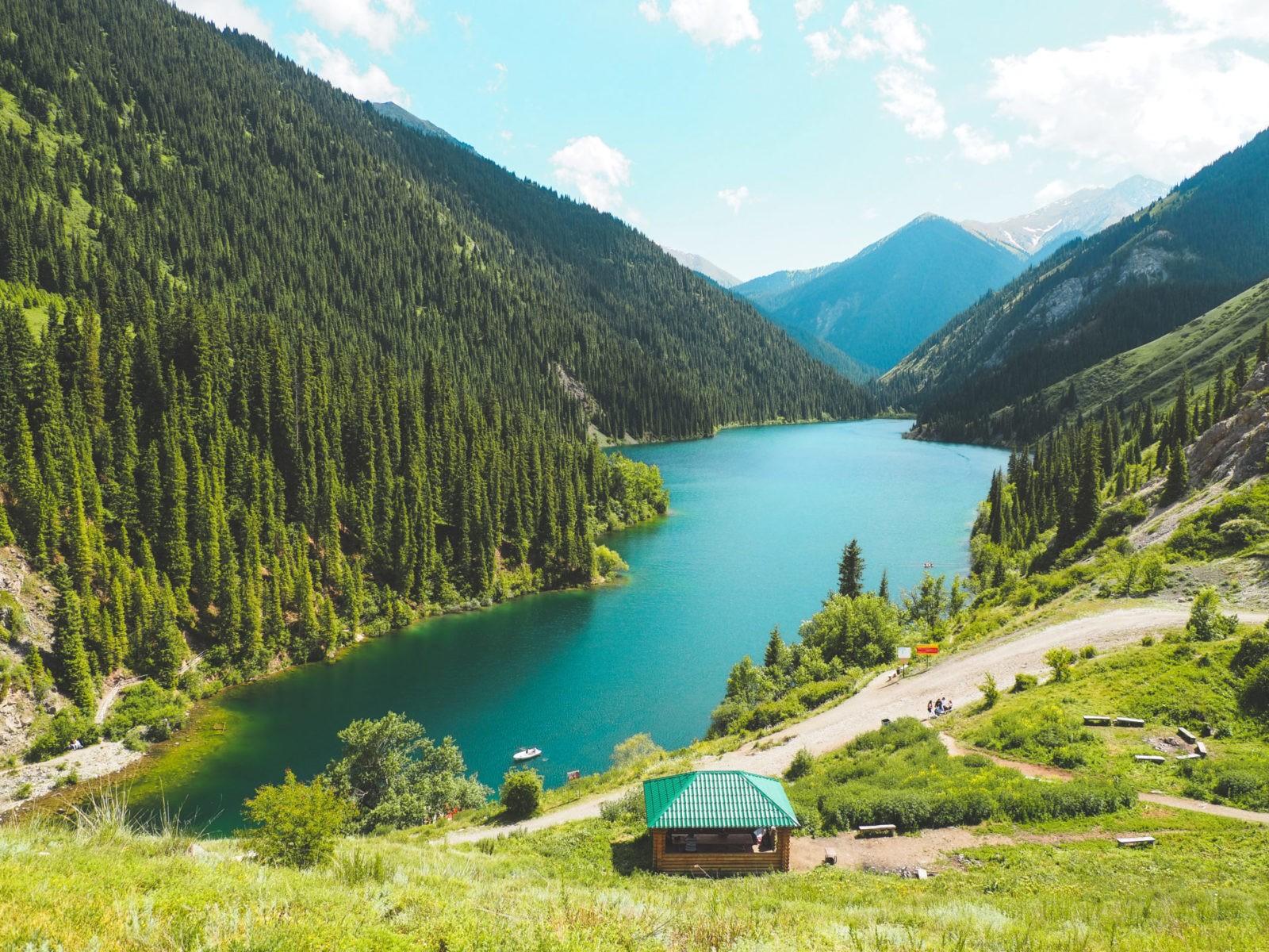 jezioro Kolsai