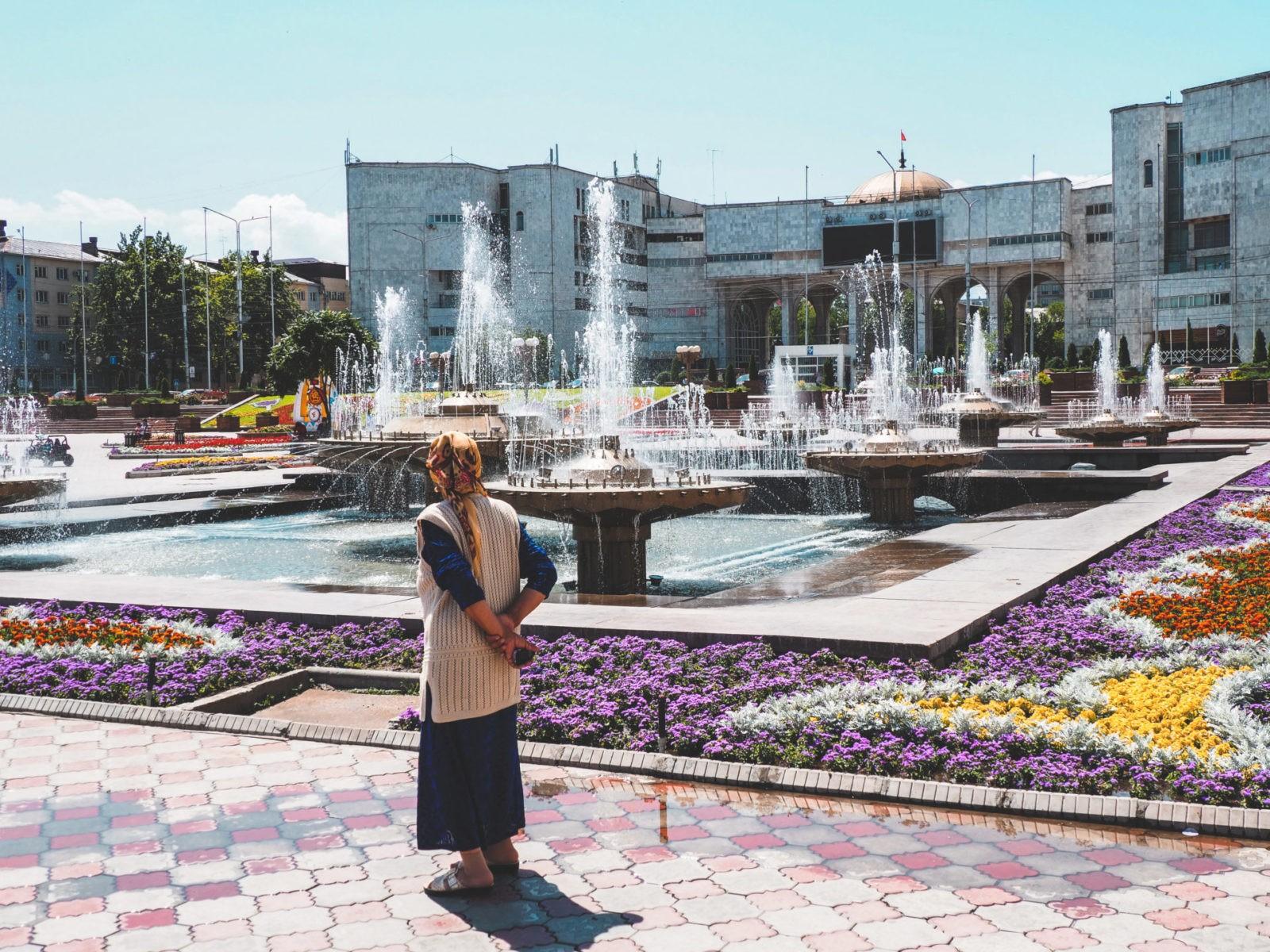 Kirgistan Biszkek