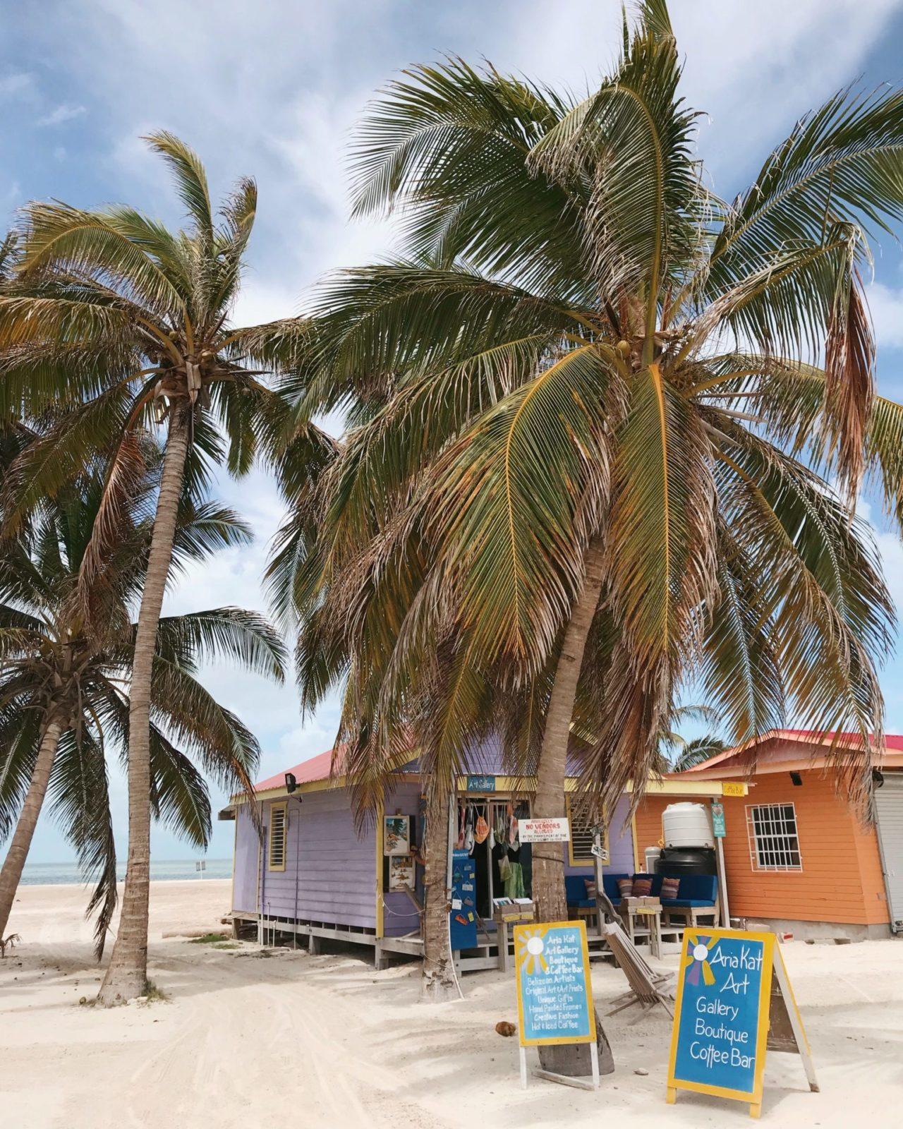 Połączenie Belize